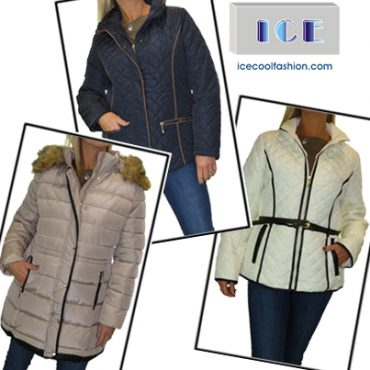 Plus Size Coats by icecoolfashion
